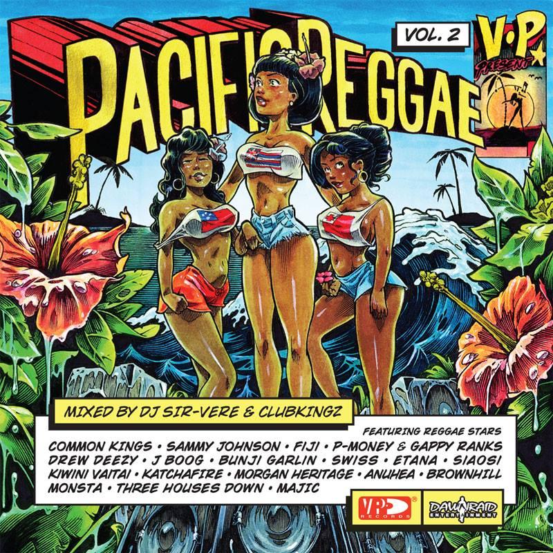 VP Pacific Reggae Vol. 2